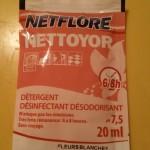 DOSETTE NETFLORE SURODORANTE - DESINFECTANTE